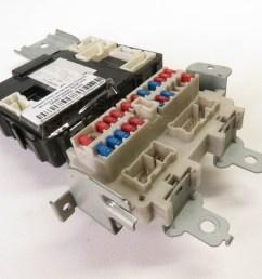 nissan 350z 05 under dash bcm body control fuse box relay 284b1 ce800  [ 1280 x 960 Pixel ]
