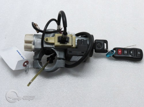 small resolution of  nissan 350z 28590 c9965 ignition switch immobilizer key remote at