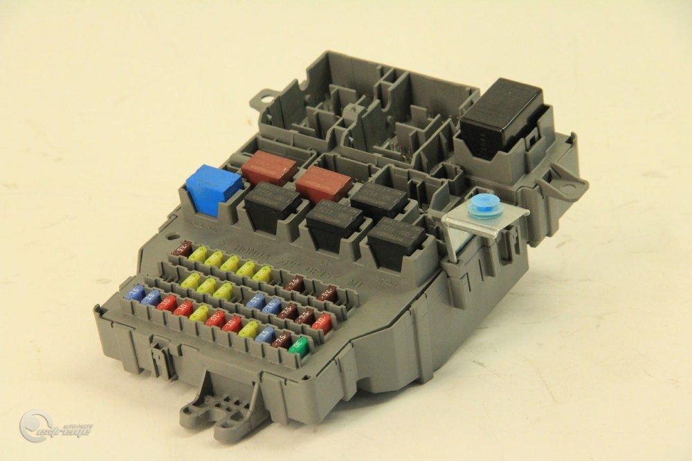 medium resolution of acura tsx 04 a t fuse box interior under dash control relay 38200 sec