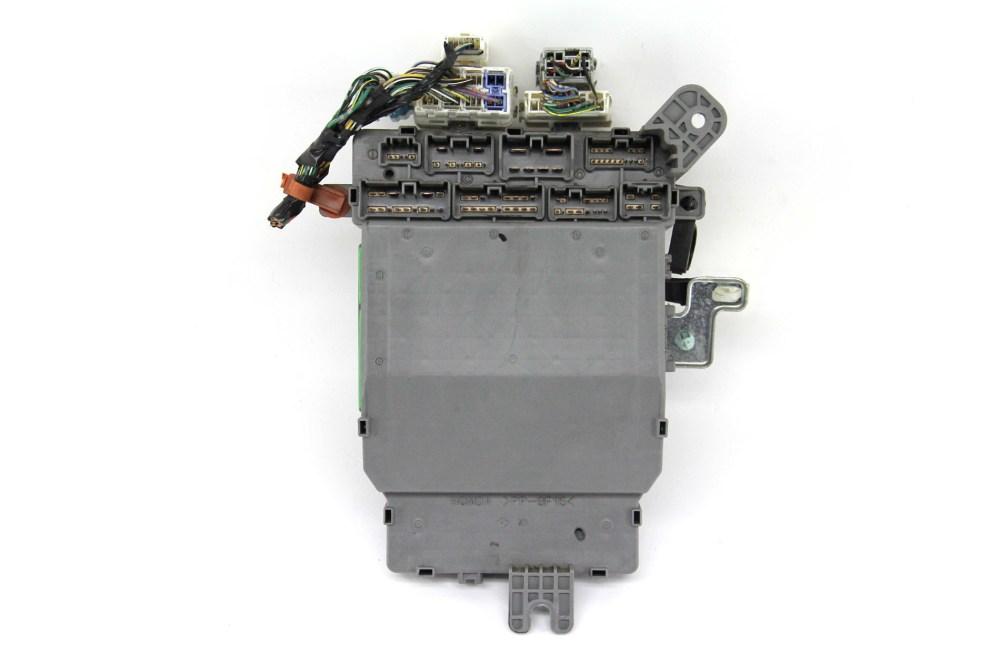 medium resolution of honda odyssey touring under dash interior fuse box relay 38200 shj a61 oem 2005 extreme auto parts