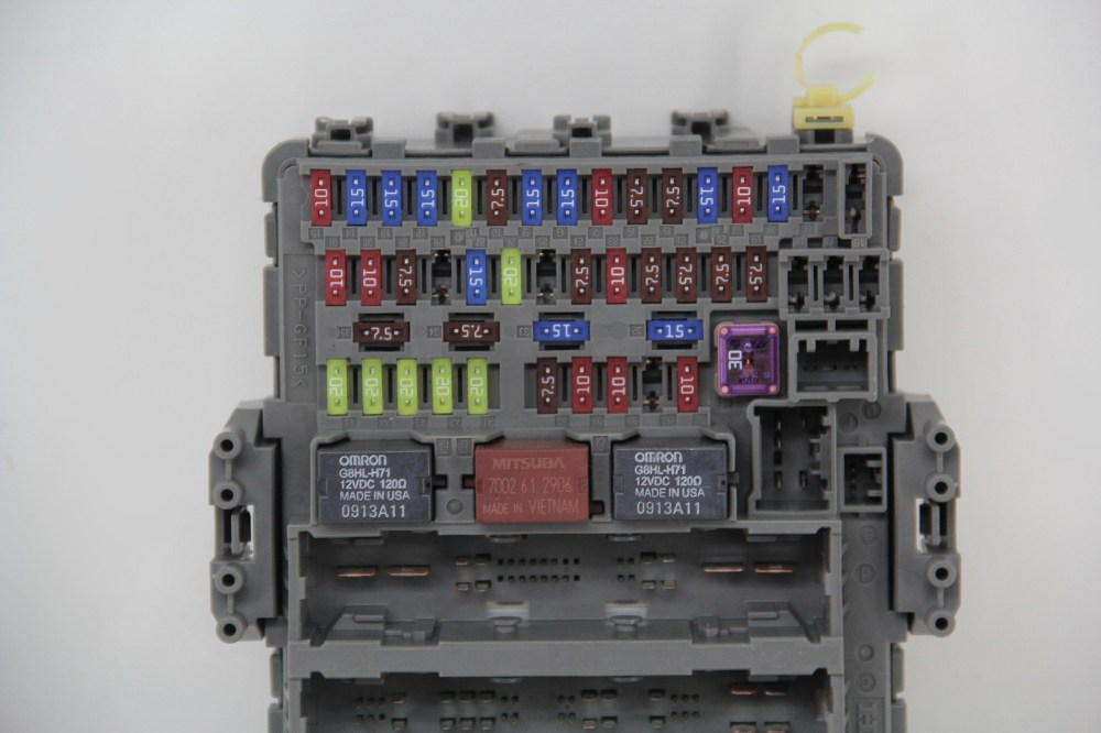 medium resolution of  acura rdx interior fuse box relay unit module fusebox base model oem 2013