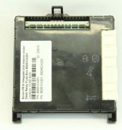 scion fr s integrate unit interior under dash relay fuse box 82201ca000  [ 1280 x 853 Pixel ]