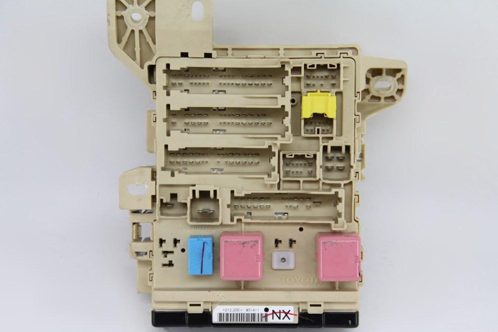 medium resolution of toyota camry hybrid 10 11 relay fuse box interior under dash 82730 06730