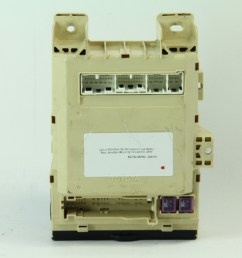 lexus rx400h 06 08 interior fuse relay box junction block 82730 [ 1100 x 733 Pixel ]