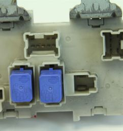 infiniti g35 coupe 2003 2004 under dash fuse box junction assembly  [ 1600 x 1067 Pixel ]
