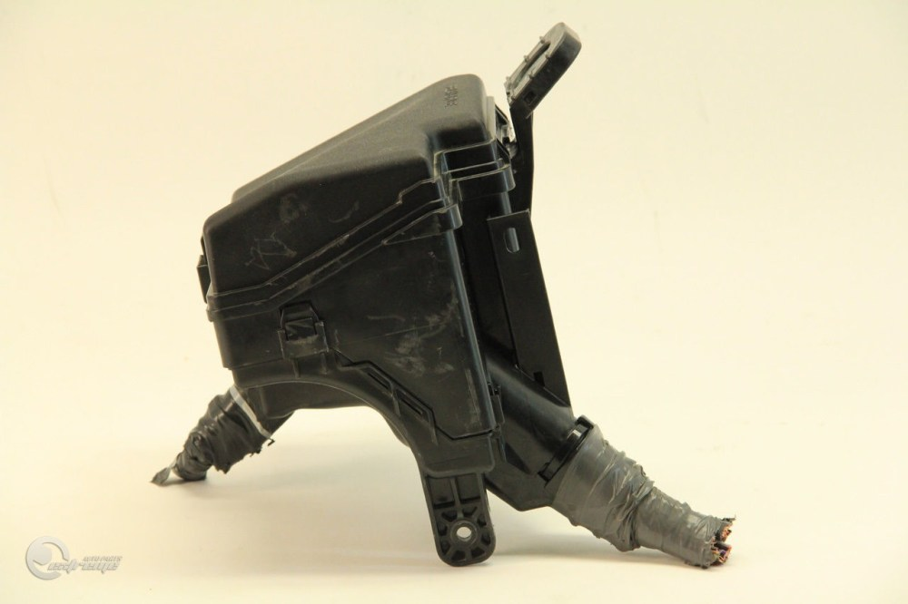 medium resolution of  toyota prius c model 13 14 under hood relay fuse box block wire harness