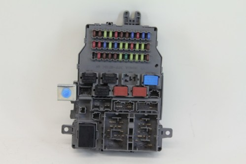 small resolution of acura rl 05 07 08 dashboard fuse box junction unit assembly