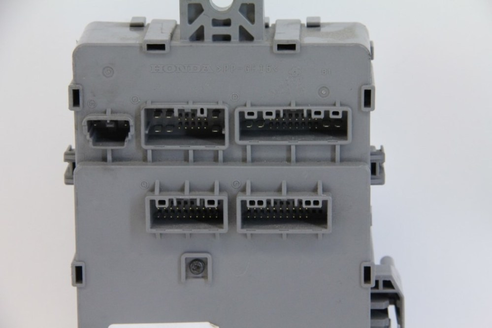 medium resolution of acura tsx 2009 interior fuse box under dash control relay