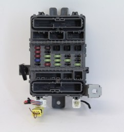 acura tsx 2009 engine fuse box under dash control relay  [ 1100 x 733 Pixel ]