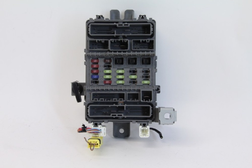 medium resolution of acura tsx 2009 engine fuse box under dash control relay