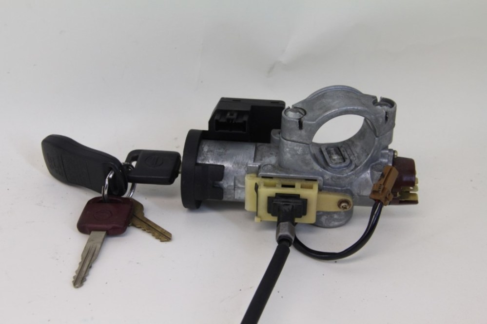 medium resolution of  nissan 350z ignition switch immobilizer key remote at 2003 03 oem