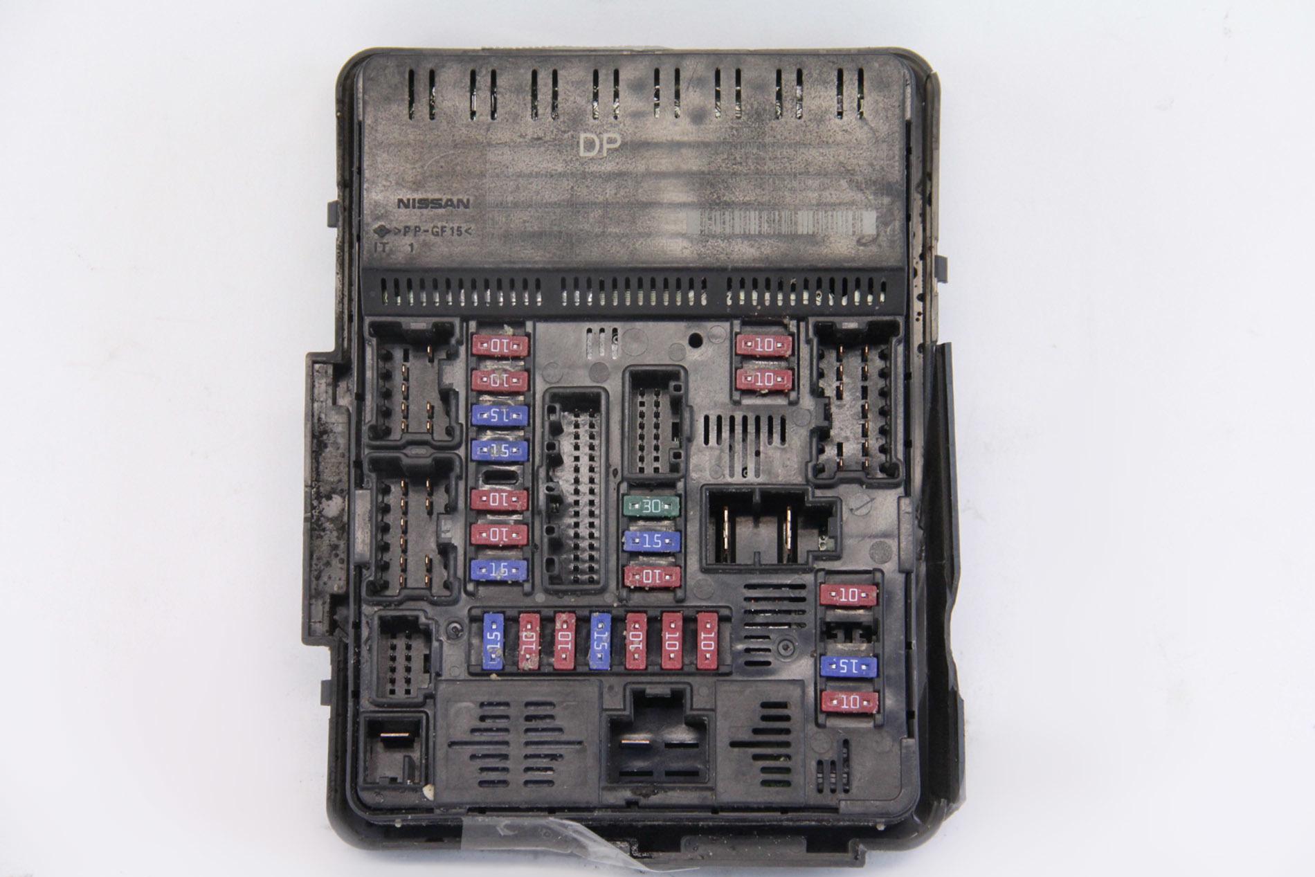 hight resolution of infiniti qx60 ipdm control unit interior fuse box oem 14 15 2014 2015