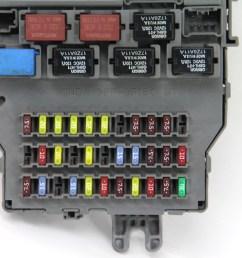 honda ridgeline interior under dash fuse box oem 06 [ 1900 x 1267 Pixel ]