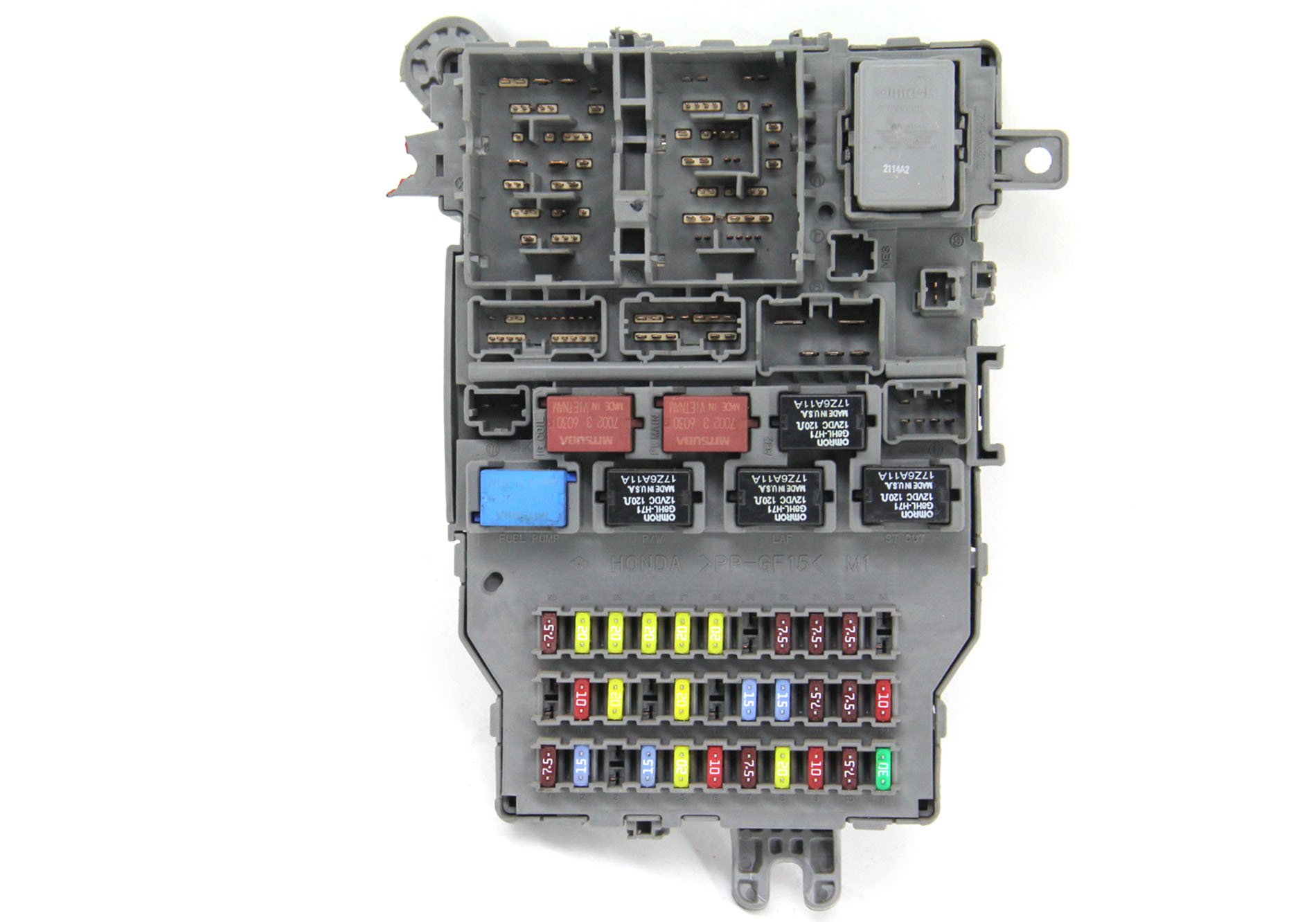 hight resolution of honda ridgeline interior under dash fuse box oem 06 extreme auto partsridgeline fuse box 13