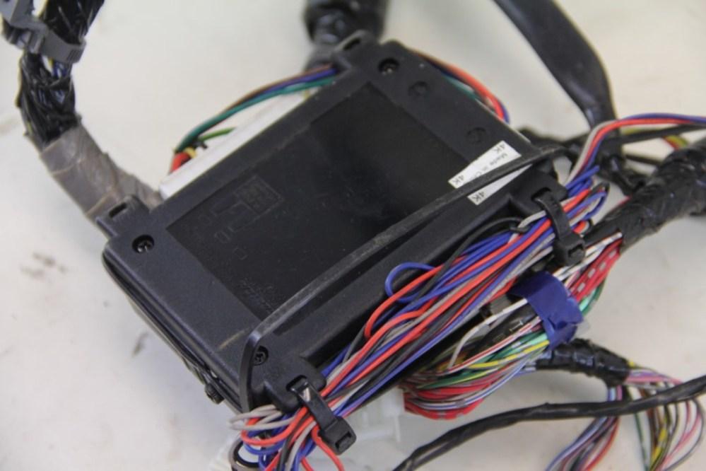 medium resolution of  honda s2000 dashboard dash board panel wire harness oem 05