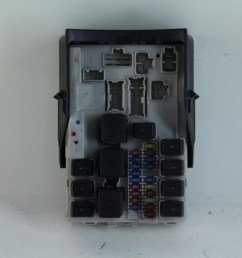 infiniti g35 coupe 2006 under hood fuse box w cover and fuses oem extreme auto parts [ 1100 x 733 Pixel ]