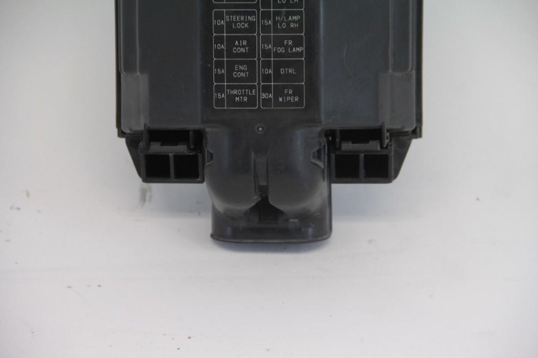 hight resolution of  infiniti fx35 engine hood fuse box exterior black oem 09 12