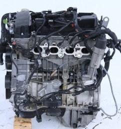 mercedes c230 1 8l 4 cyl kompressor 03 04 05 engine motor assembly 109k mi  [ 1280 x 853 Pixel ]