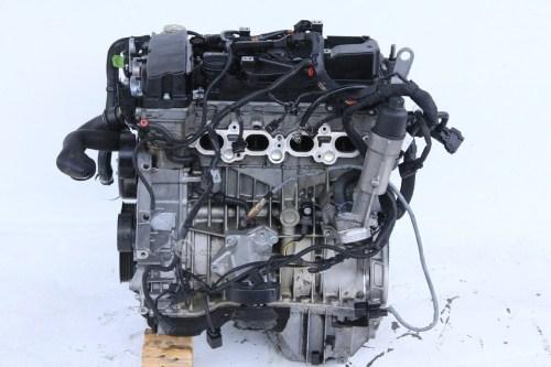 small resolution of mercedes c230 1 8l 4 cyl kompressor 03 04 05 engine motor assembly 109k mi