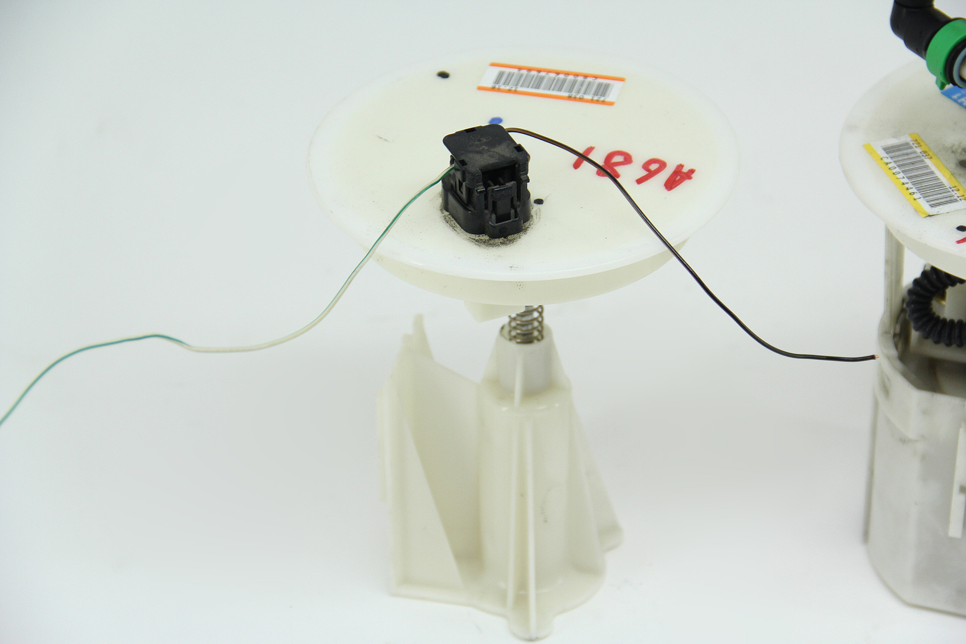 hight resolution of  mazda rx 8 rx8 fuel filter gas pump suction sender assembly 2 piece oem 04