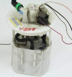 mazda rx 8 rx8 fuel filter gas pump suction sender assembly 2 piece oem 04  [ 1900 x 1267 Pixel ]