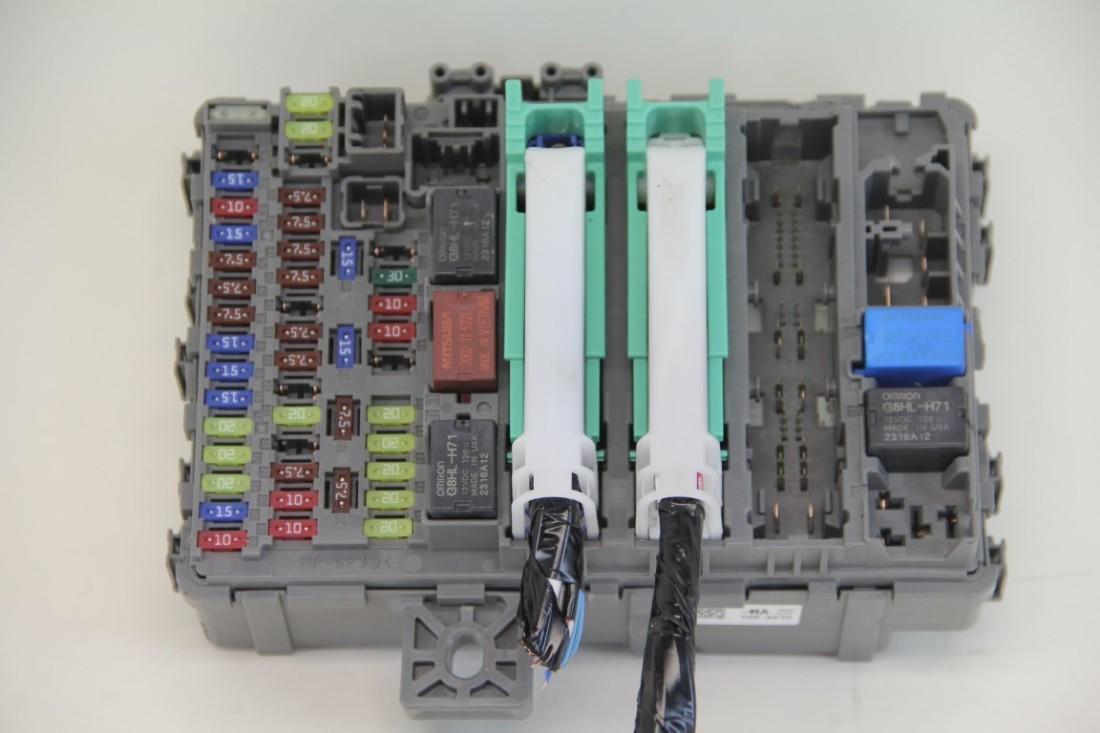 hight resolution of acura ilx fuse box relay unit module fusebox interior oem 2016