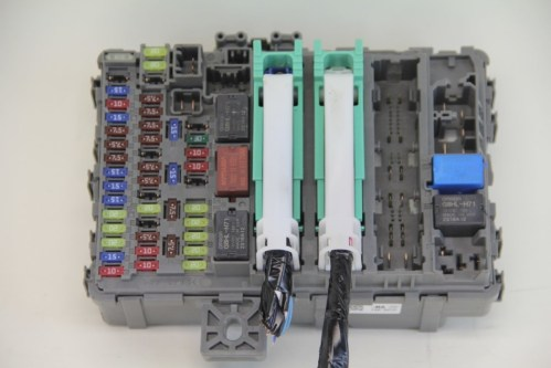 small resolution of acura ilx fuse box relay unit module fusebox interior oem 2016