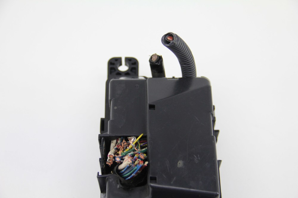 medium resolution of  acura tl 07 08 type s fuse box under hood control relay 38250