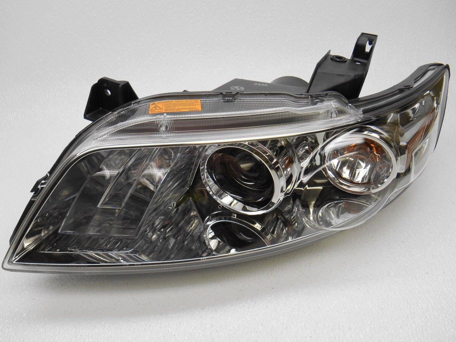 hight resolution of details about brand new oem infiniti fx35 fx45 left side hid headlight with bulb