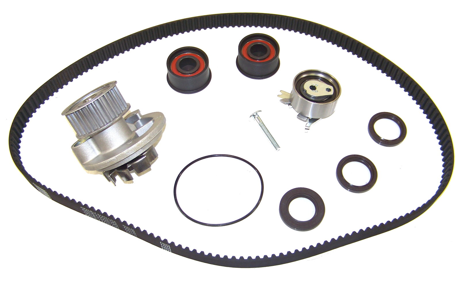 hight resolution of 2005 to 2008 suzuki reno ex lx s timing belt kit with water pump 2 0