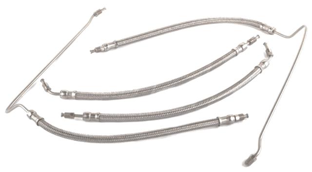 Mercruiser Alpha I Gen I-II Trim Cylinder PORT/STBD Hose