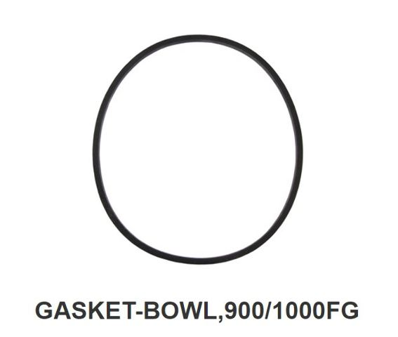 Racor RK11007 Bowl/Lid Gasket for Fuel Filter/Water