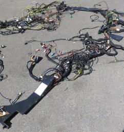 04 mercedes r230 sl55 wiring harness  [ 1600 x 1068 Pixel ]