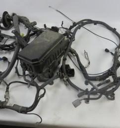 12 lexus gx460 wiring harness w fuse box engine room 82111 60p01 fuse switch box [ 1600 x 1068 Pixel ]