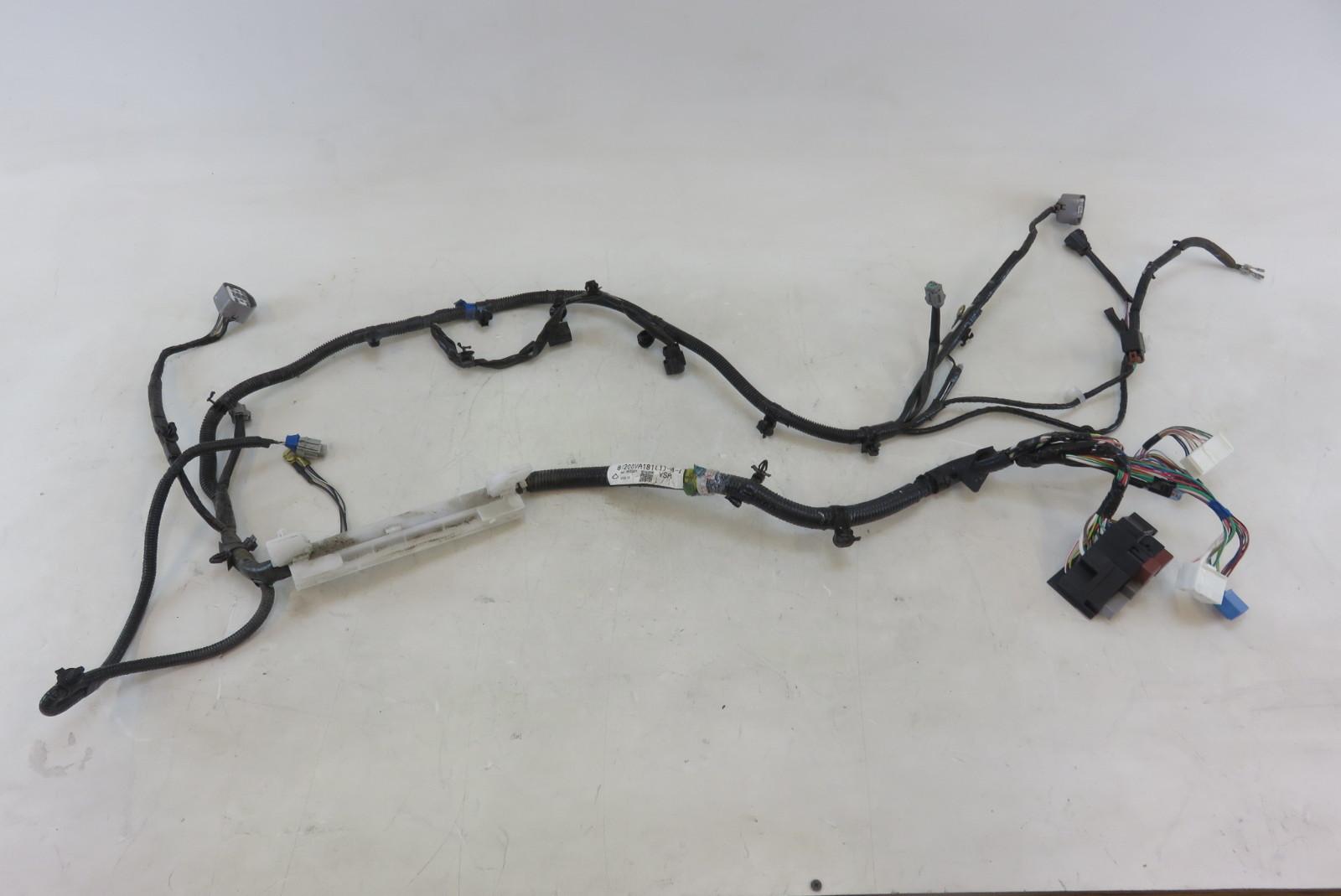 hight resolution of subaru wire harnes