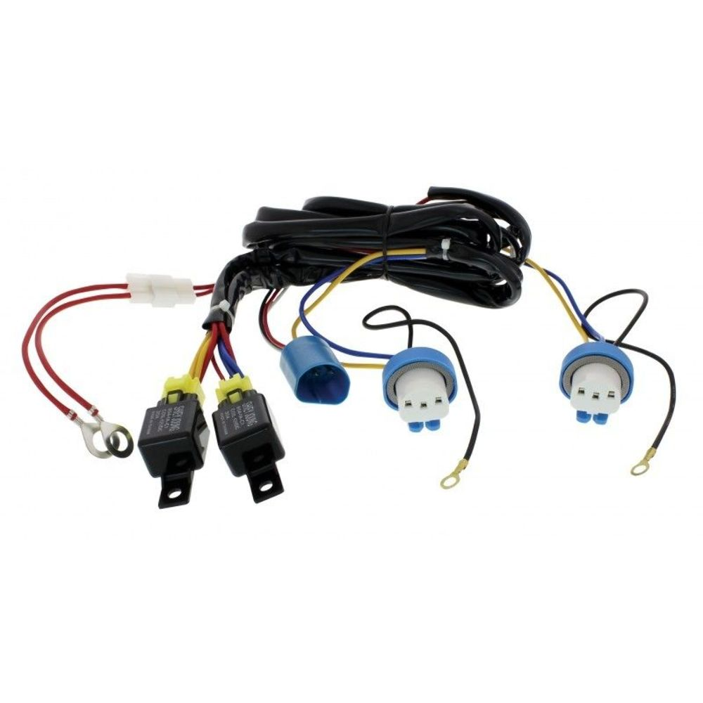 medium resolution of upi 34265 9007 headlight relay harness kit