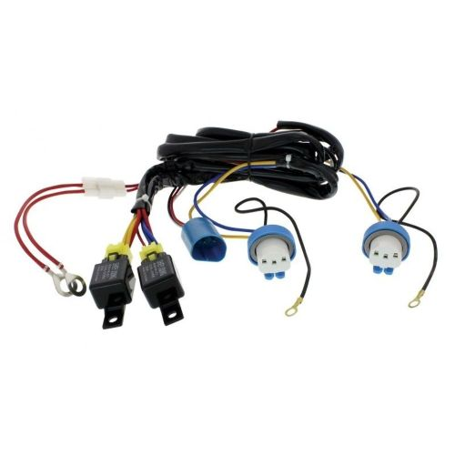 small resolution of upi 34265 9007 headlight relay harness kit