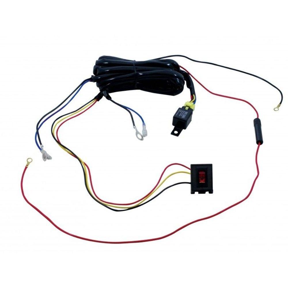 hight resolution of upi 34266 fog lamp wiring harness kit