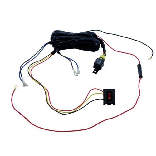 small resolution of upi 34266 fog lamp wiring harness kit