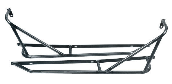 VW BUG BAJA BUGGY EMPI HI- MOUNT BAJA SIDE BARS 3/4 TUBE