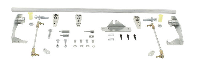 VW TYPE 1 BUG BUG GHIA HEX BAR LINKAGE KIT WEBER ICT EMPI