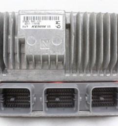 14 honda accord 37820 5a3 l31 computer brain engine control ecu ecm ebx module [ 1600 x 1067 Pixel ]