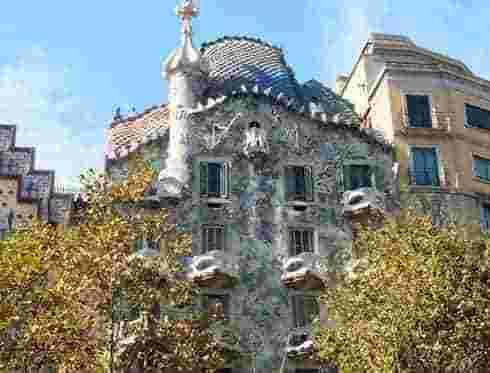 Monuments remarquables  Barcelona City Tour