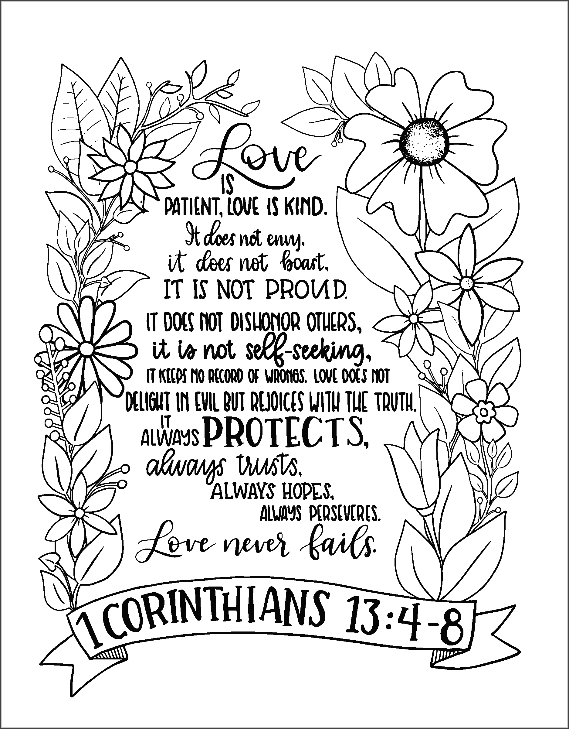 Beautiful Word Bible for Girls: Coloring Editions