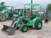 2011 Terramite T5C Backhoe Wheel Loader Hydraulic Utility ...
