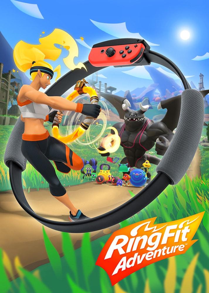 Ring Fit Adventure Leclerc : adventure, leclerc, Nintendo, Annonce, Adventure,, Switch, Bouger, Gamekult
