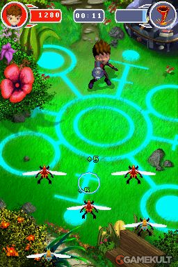Jeux De Monster Buster Club : monster, buster, Monster, Buster, Images, DSiWare, Gamekult