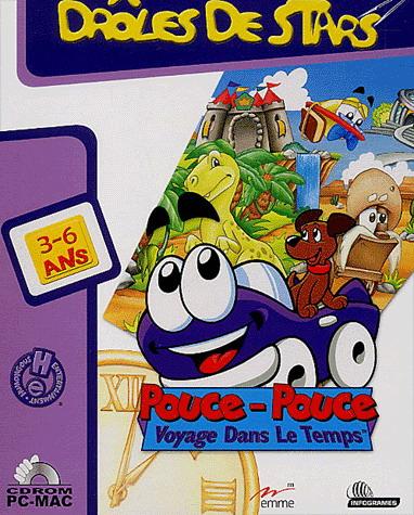 Pouce Pouce Voyage Dans Le Temps : pouce, voyage, temps, Pouce-Pouce, Voyage, Temps, Images, Gamekult
