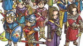 Square Enix présente les personnages de Dragon Quest XI - Actu - Gamekult