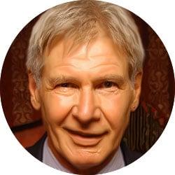 Famoso fallimento Harrison Ford